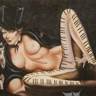 мужская эротическая натура в стиле ню-лк2